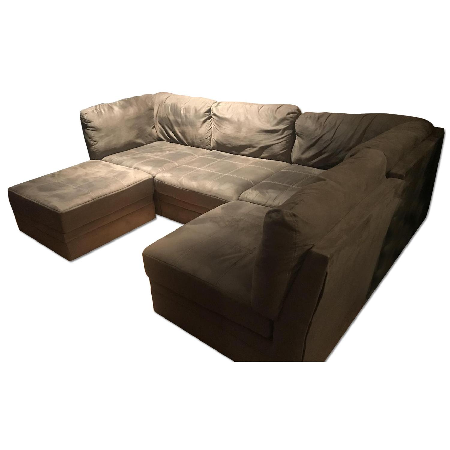 Montreal 5-Piece Sectional Sofa