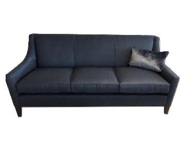 Mitchell Gold + Bob Williams Cara Sofa in Blue