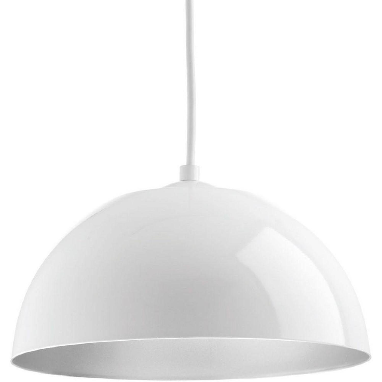 Progress lighting dome led pendant aptdeco progress lighting dome led pendant arubaitofo Gallery