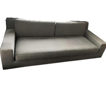 Restoration Hardware Modena Track Arm Sofa