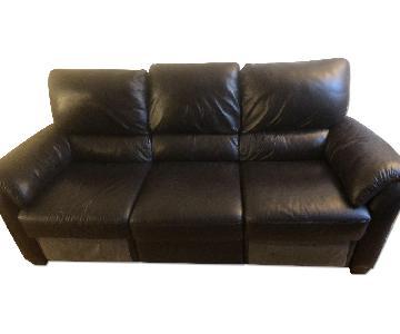 Natuzzi 3 Seater Recliner Sofa