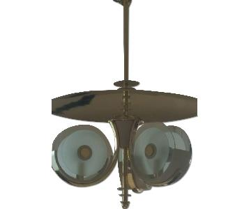 Anthropologie Contemporary Hanging Fixture
