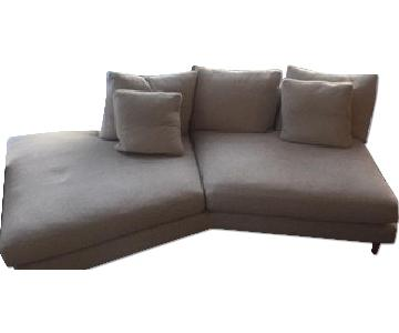 Room & Board Hayes 2-Piece Sectional Sofa