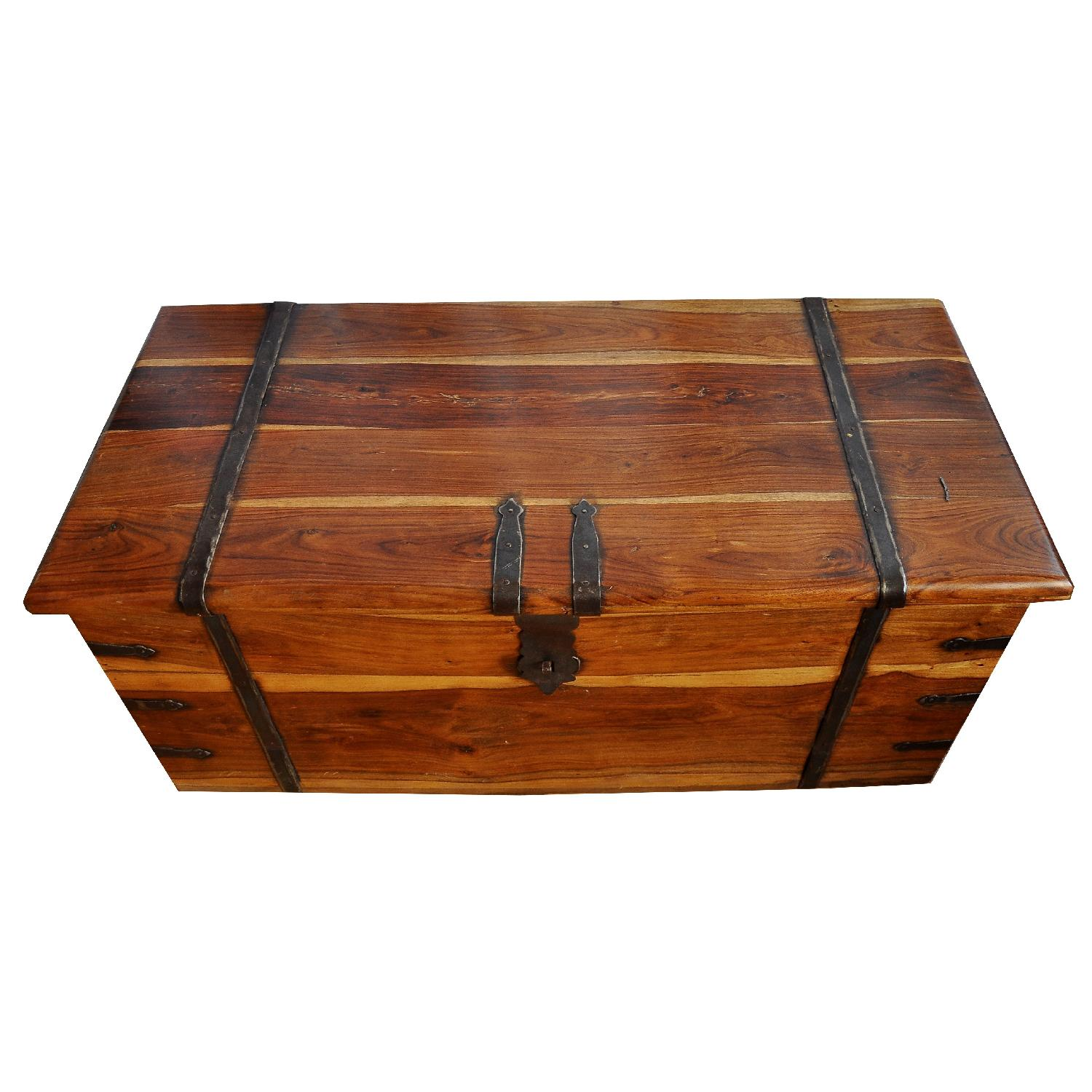 Art Deco Dissected Wood Modern Cocktail Coffee Table AptDeco