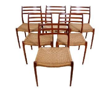 JL Moller, Model 78 c.1960 Teak Chair