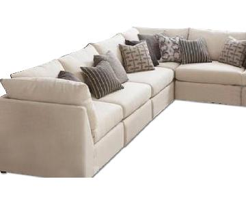 Basset Beckham Sectional Sofa