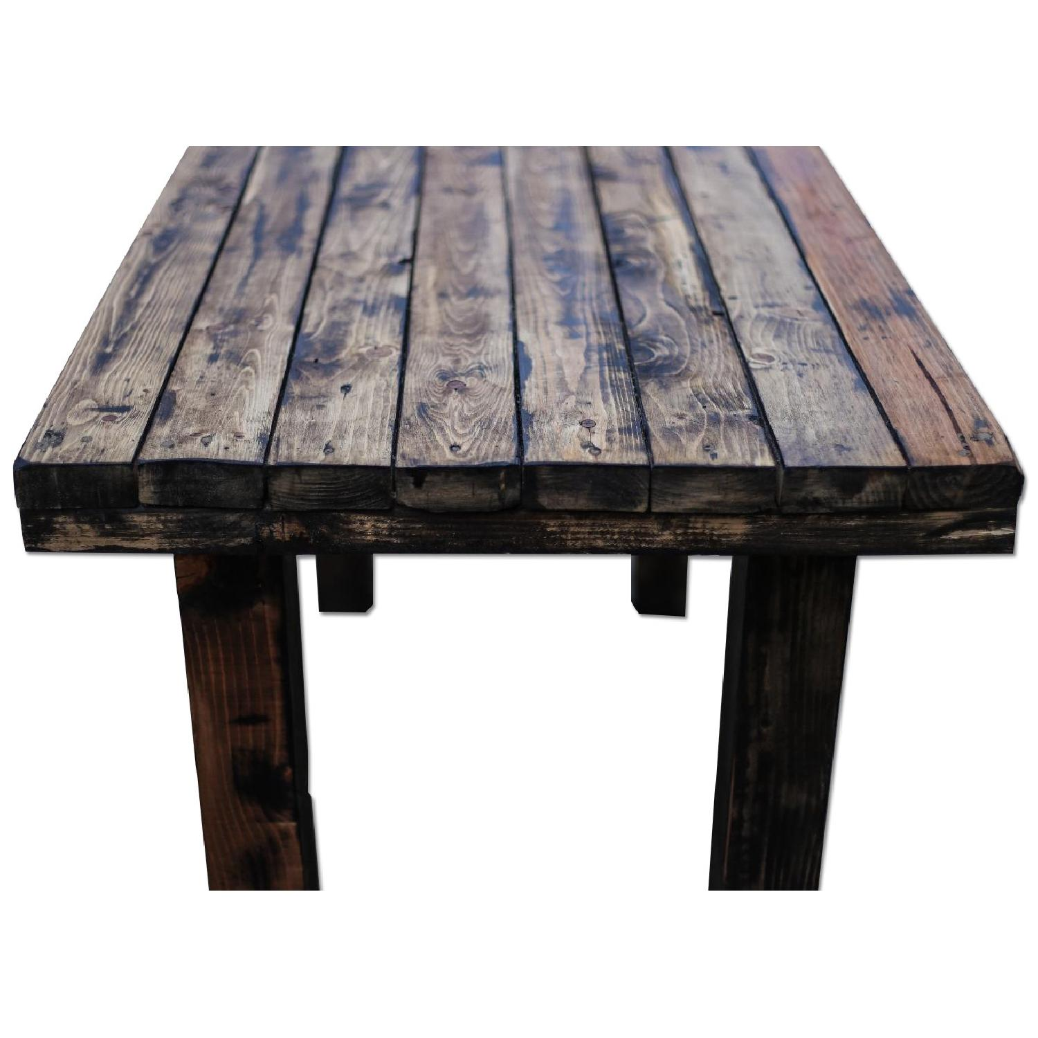 Creative X Soul Rustic Table w/ 2 Benches