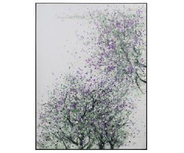 Safavieh - Teng Fei Spring Blossoms Art