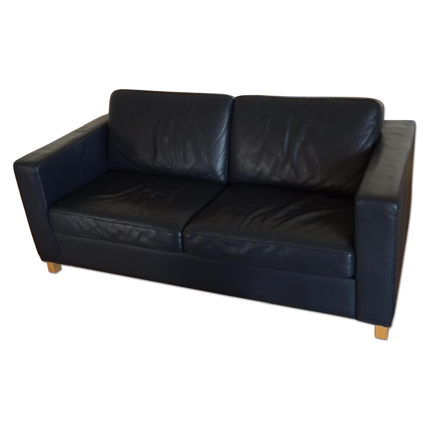 Ikea Balkarp Sofa Bed in Blue AptDeco : 1500 1500 frame 0 from www.aptdeco.com size 1500 x 1500 jpeg 71kB