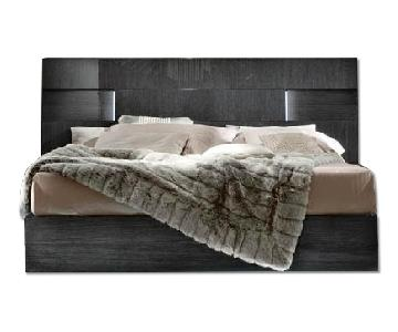 Alf 50 Shades Queen Size Bed Frame