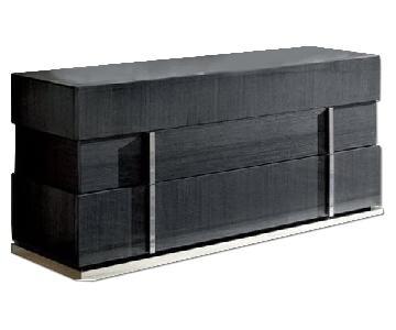 Alf 50 Shades Dresser w/ Mirror