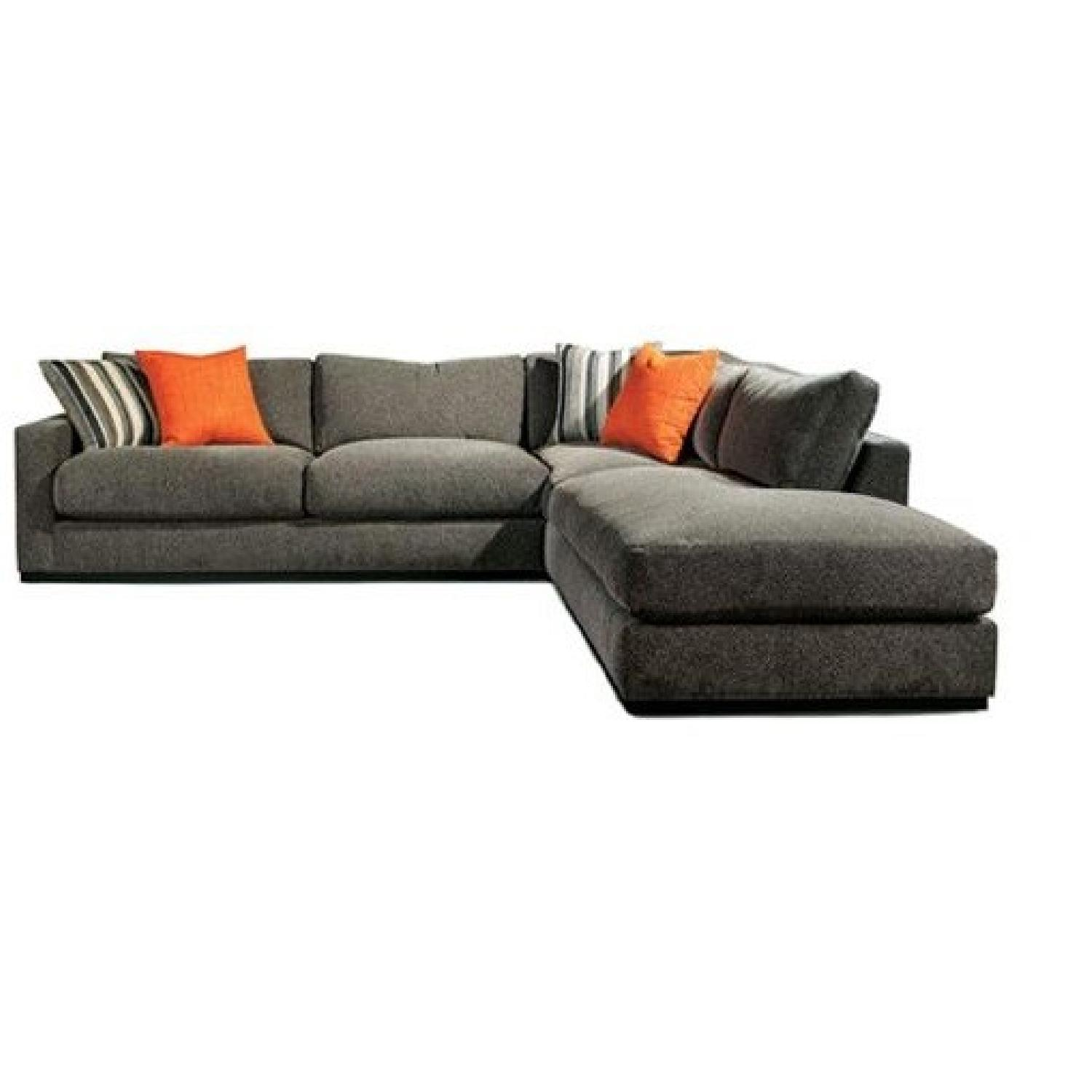 Thayer Coggin Mr Big Sectional Sofa ...