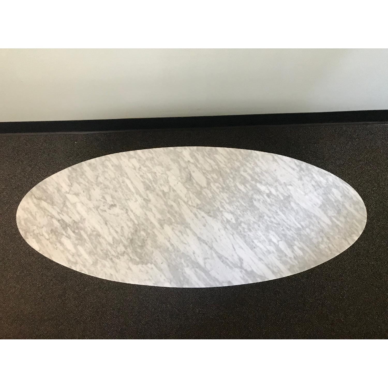 West Elm Reeve Marble Coffee Table-2