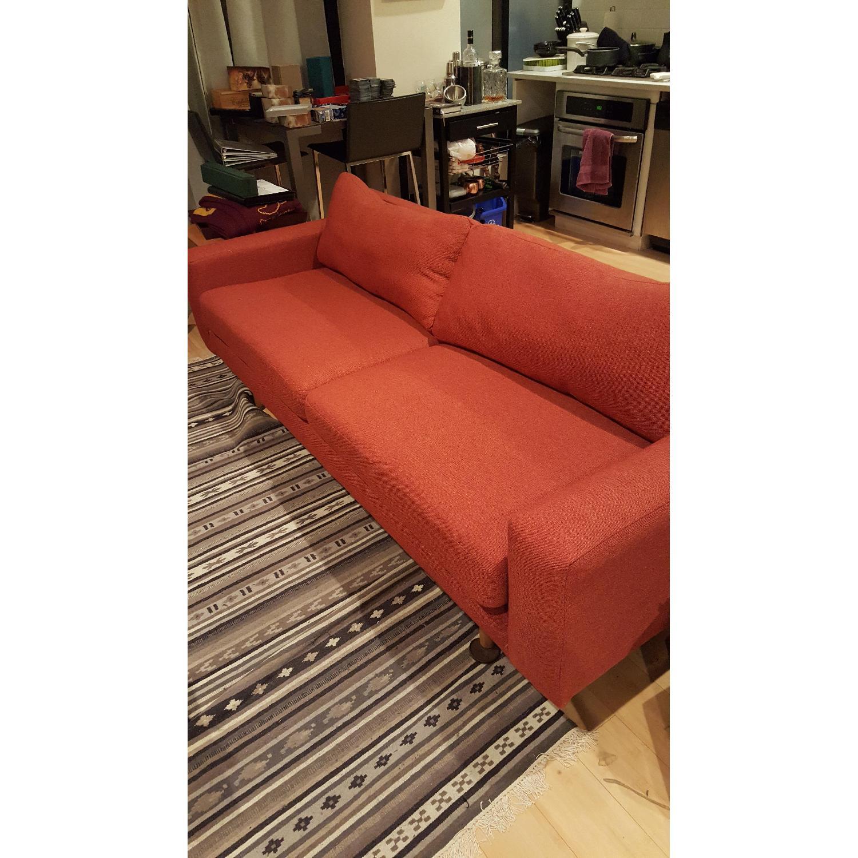 West Elm Monroe Mid Century Sofa-1