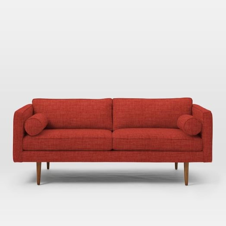 West Elm Monroe Mid Century Sofa