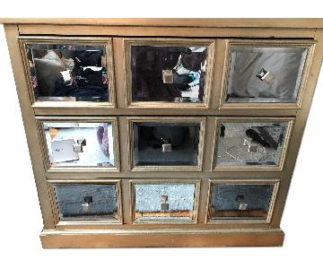 Bob's Mirrored 3 Drawer dresser