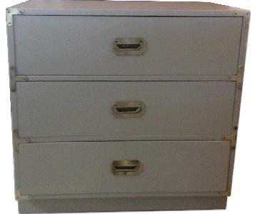 Bernhardt Vintage Campaign Dresser
