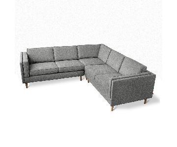 Gus Modern Adelaide Bi-Sectional Sofa