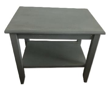 Gothic Cabinet Craft Side Table