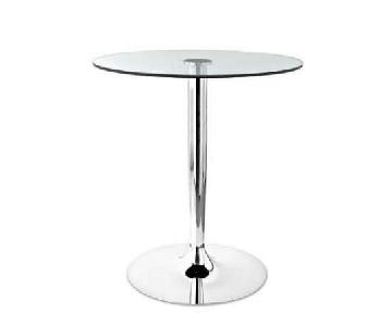 Calligaris Planet Round Bar Table