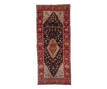 Antique 1880s Caucasian Karabagh Rug