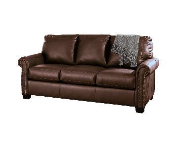 Ashley Furniture Lottie DuraBlend Full Sleeper Sofa