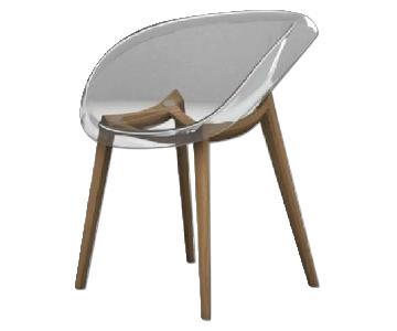 Calligaris Transparent Bloom Chair