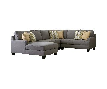Ashley Chamberly 4-Piece Sectional Sofa