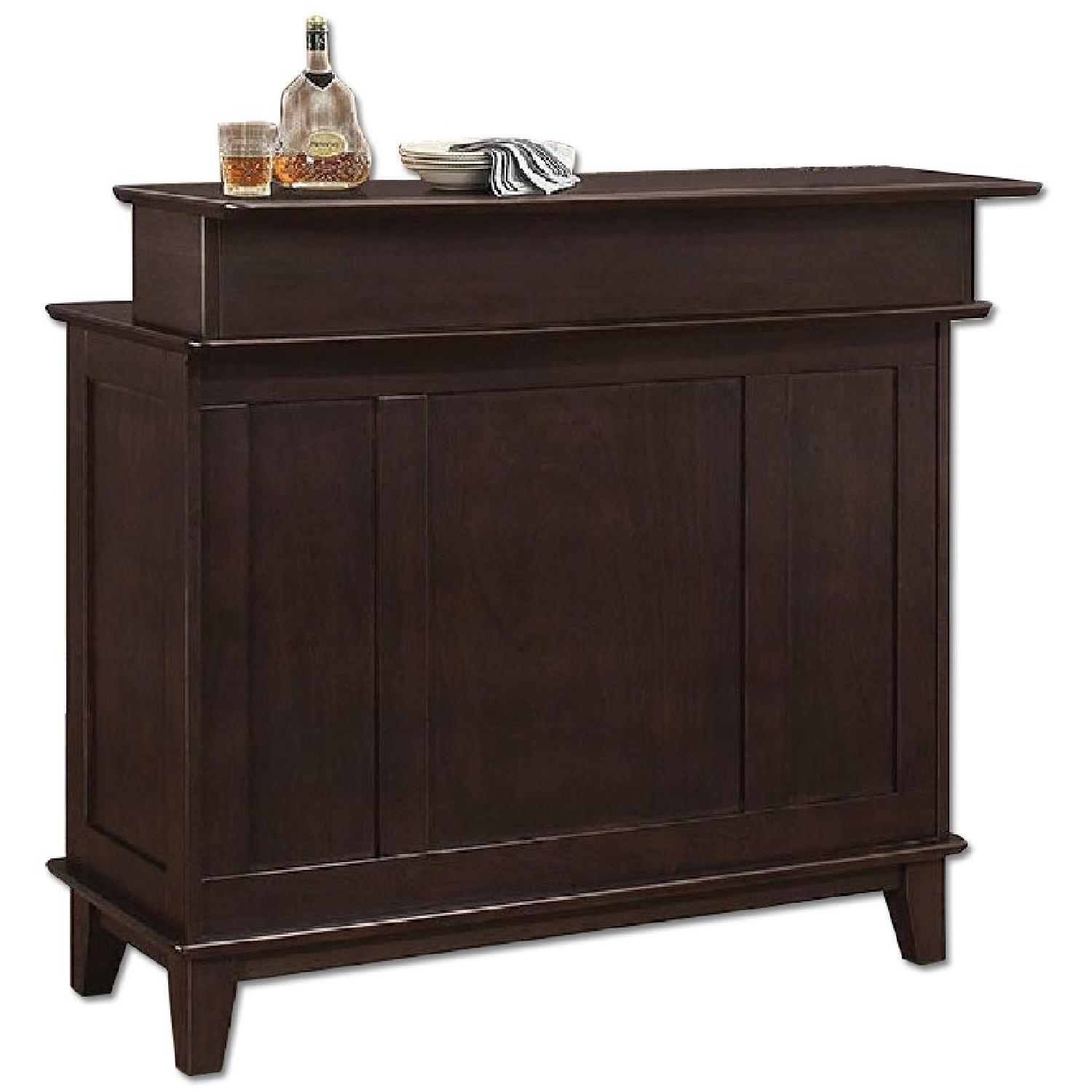 Modern Cappuccino Bar Unit