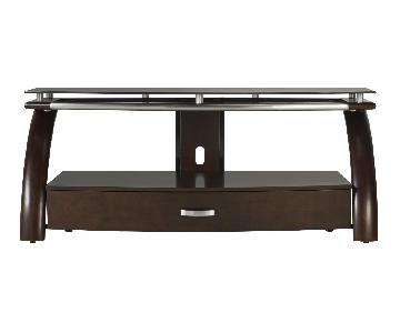 Raymour & Flanigan Brooks 3-in-1 TV Console