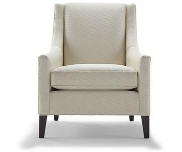 Mitchell Gold + Bob Williams Cara Tall Back Chair in Natural