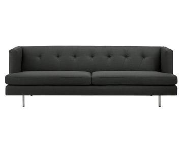 CB2 Avec Carbon Sofa