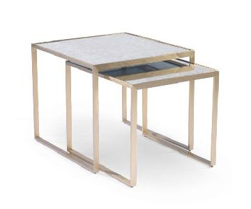 Mitchell Gold + Bob Williams Astor Nesting Side Tables