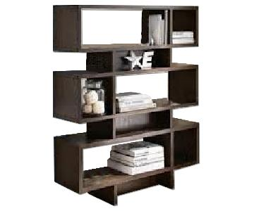 West Elm Modular Stacked Bookcase