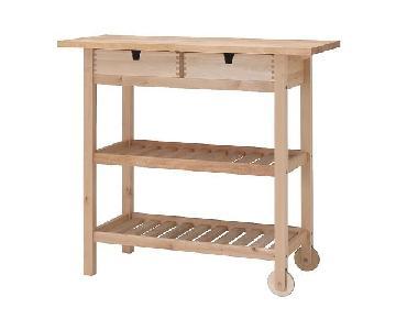 Ikea Forhoja Kitchen Cart