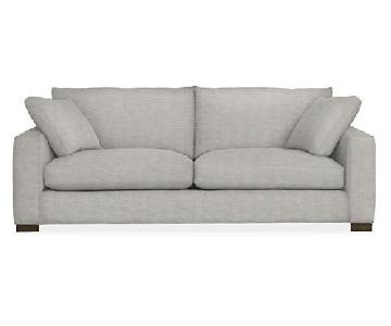 Room & Board Metro Sofa in Light Grey