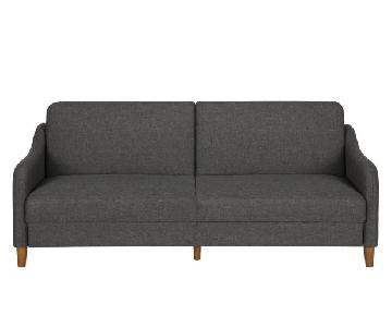 Langley Street Tulsa Grey Sofa