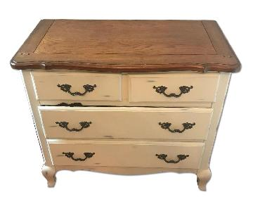One Kings Lane Shabby Chic French Country Style Dresser