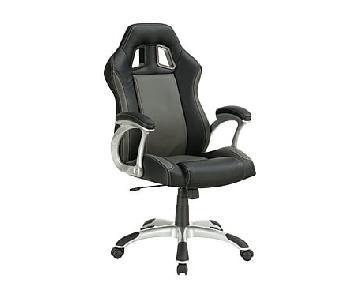 Modern Office Task Chair w/ Air Ventilation