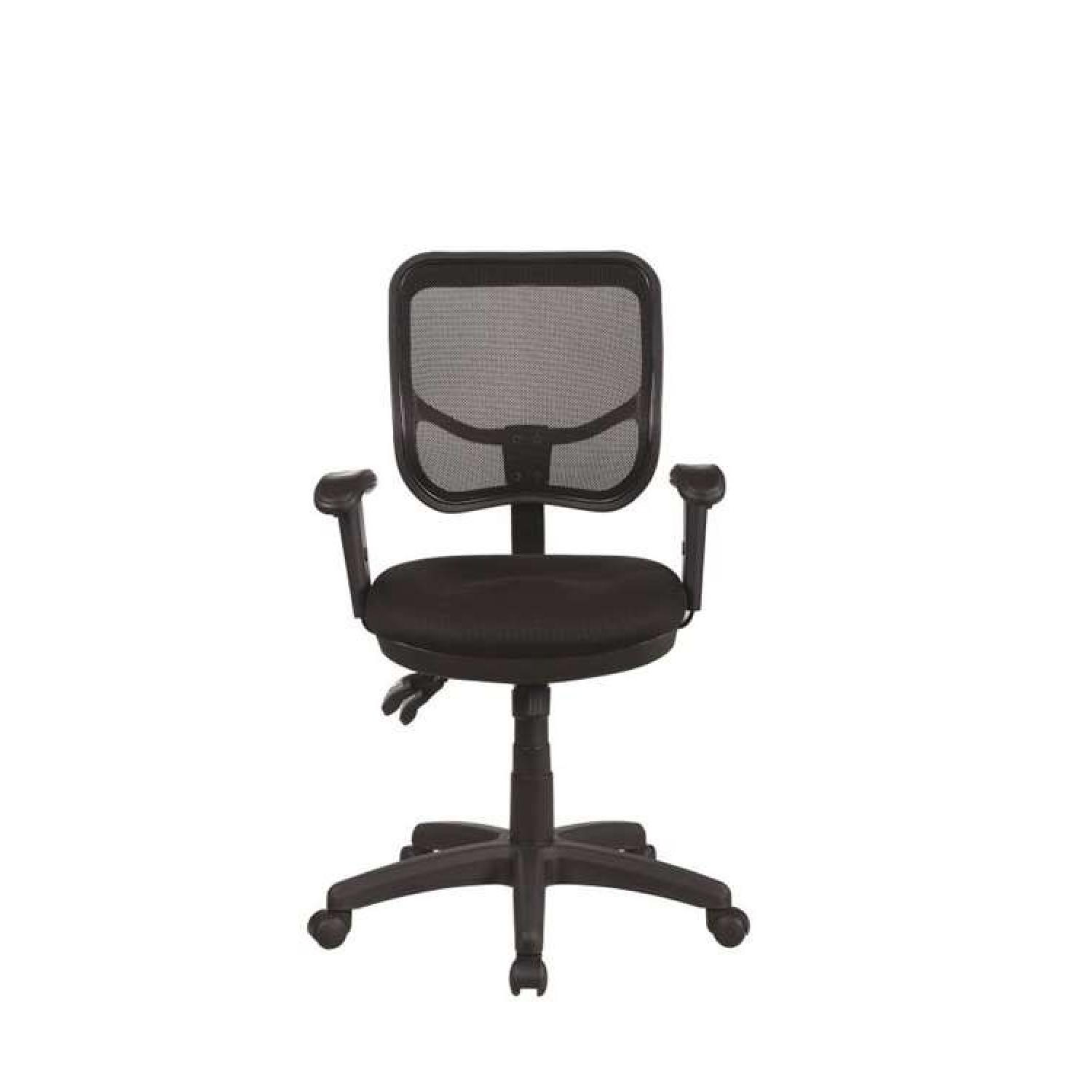 Contemporary Mesh Office Chair-0