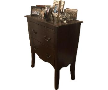 Classic Brown Console/Entry Table