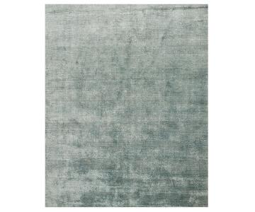 Mitchell Gold + Bob Williams Shimmer Mineral Rug in Blue