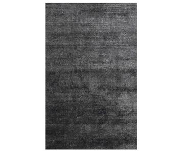 Mitchell Gold + Bob Williams Shimmer Graphite Rug in Black