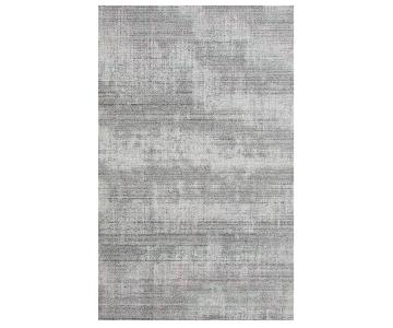 Mitchell Gold + Bob Williams Dresher Silver Rug in Dark Grey