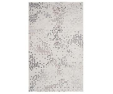 Mitchell Gold + Bob Williams Mosaic Rug in Dark Grey