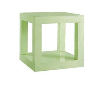 West Elm Parsons Cube Side Table