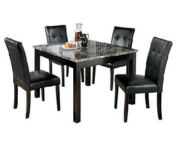 Ashley Maysville 5 Piece Dining Set
