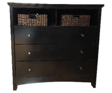 Ashley Black Dresser