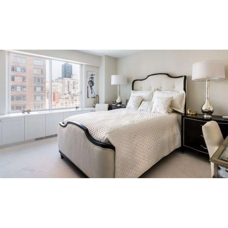 Bernhardt Miramont Upholstered Bed - AptDeco