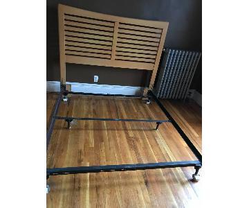 Bassett Full Size Bed Frame